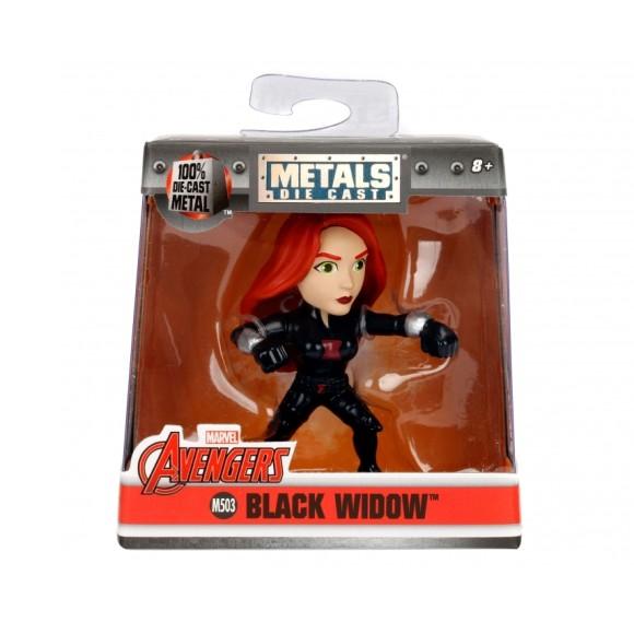 Metals Die Cast - Viúva Negra - Marvel Avengers - Jada Toys