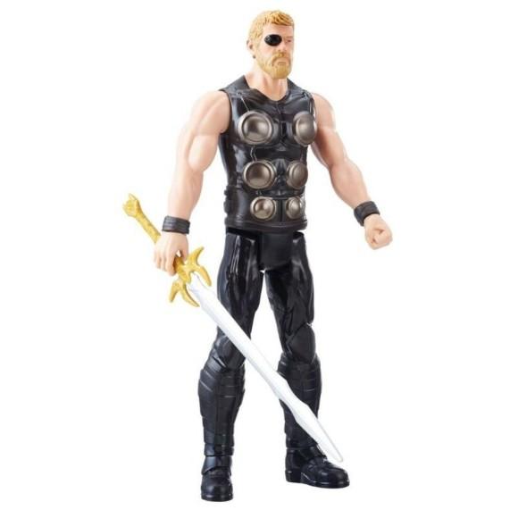 Boneco Thor Vingadores: Guerra Infinita
