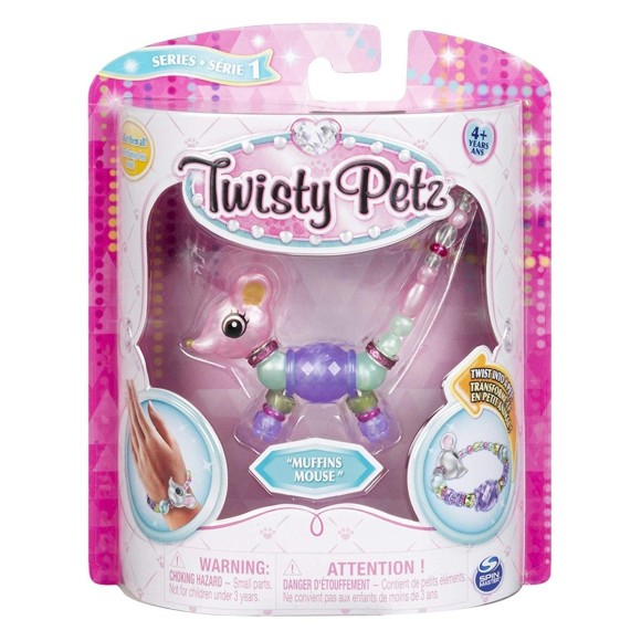 Twisty Petz - Muffins Mouse