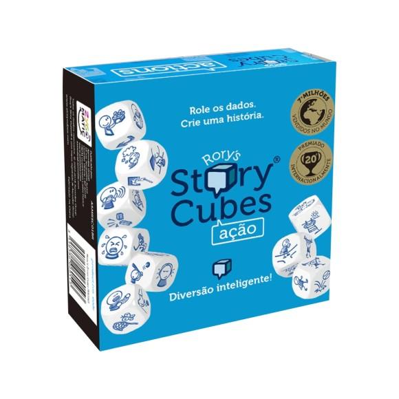 Rory's Story Cubes: Ação - Galápagos Jogos