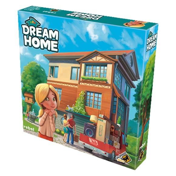 Jogo Dream Home - Galápagos Jogos