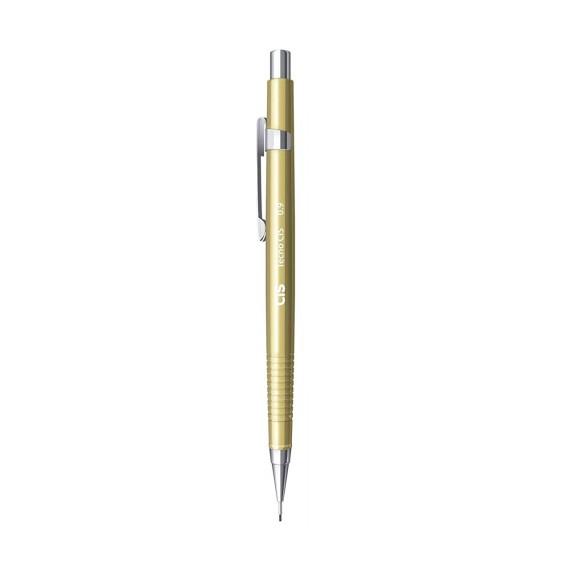 Lapiseira Técnica Tecno Cis 0.9 - Dourada