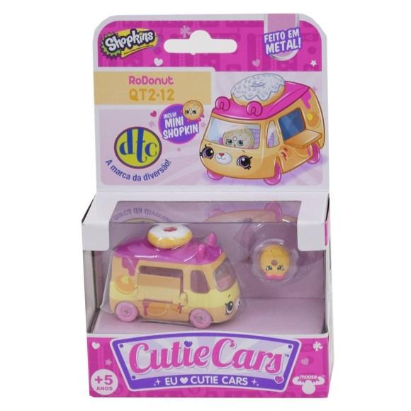 Cutie Cars RoDunet QT2-12 - DTC Brinquedos
