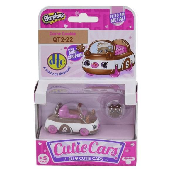 Cutie Cars RoDunet QT2-22 - DTC Brinquedos
