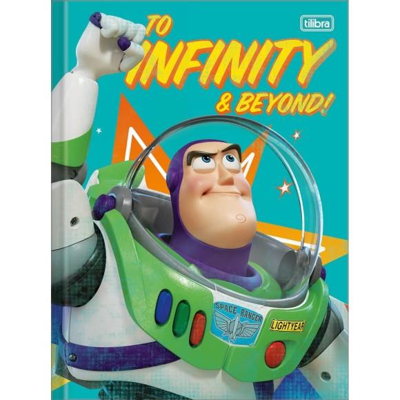 Caderno Brochurão Capa Dura Toy Story - 80 folhas - Tilibra