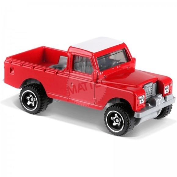 Hot Wheels Land Rover Series III Pickup - FYB54