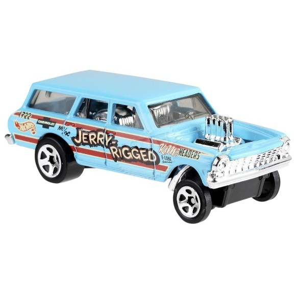 Hot Wheels '64 Nova Wagon Gasser - FYB75