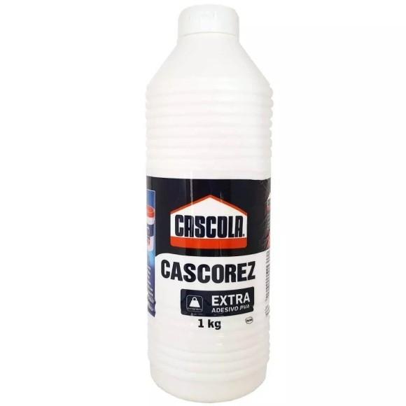 Cola 1 kg Cascorez - Extra Adesivo PVA - Henkel