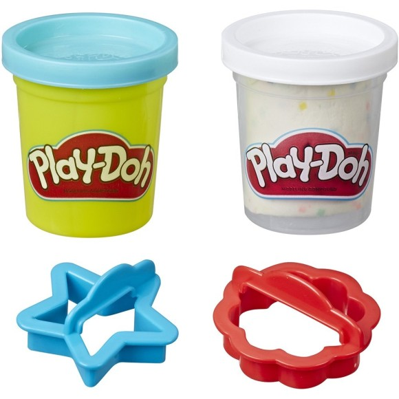 Massinha Play-Doh Cookies - Kitchen Creations