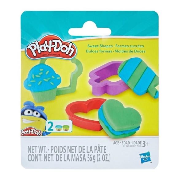 Massinha Play-Doh Moldes de Doces - Hasbro