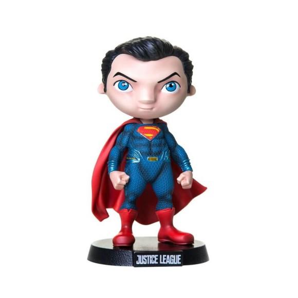 Superman Figura de Ação - Justice League Mini Heroes - Mini Co