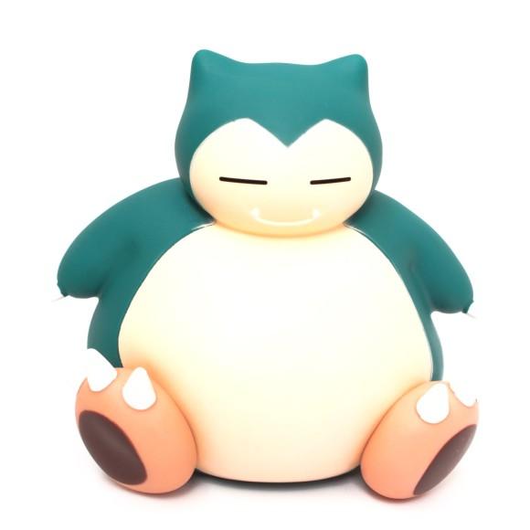 Snorlax - Pokémon Figura Colecionável Não Articulada - Takara Tomy