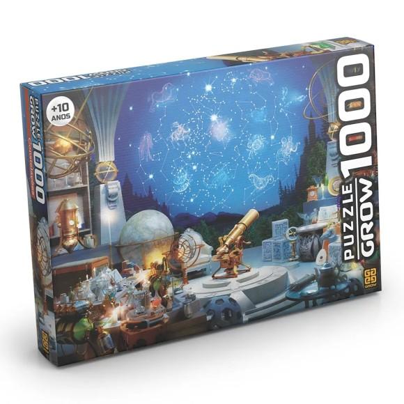 Quebra-cabeça 1000 peças - Constelações - Grow
