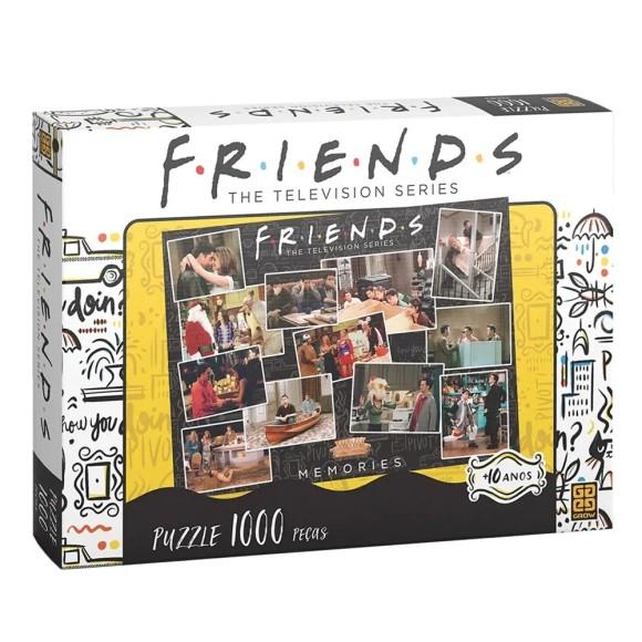 Quebra-cabeça 1000 peças Friends - Grow