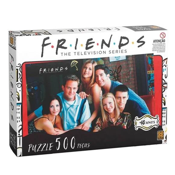 Quebra-cabeça 500 peças Friends - Grow