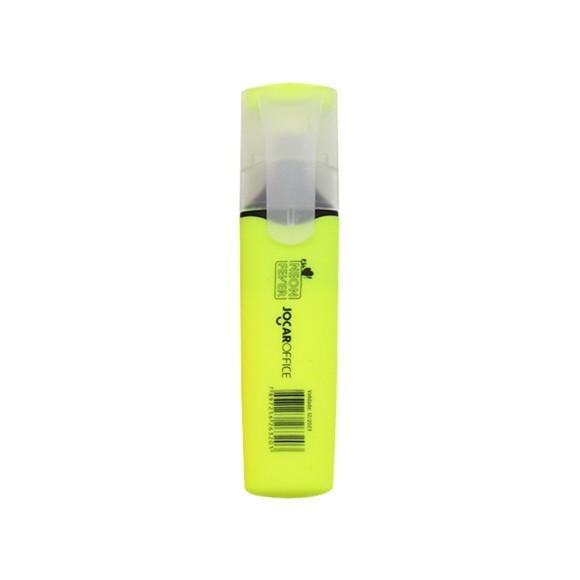 Marca Texto Neon Fever - Amarelo - Jocar Office