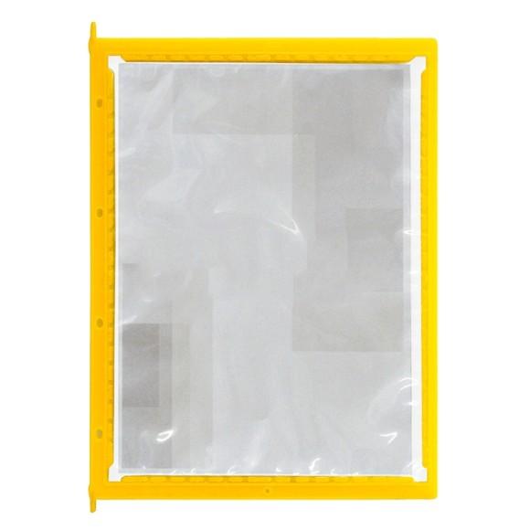 Pasta ISOFLEX A4 Standard - Amarela