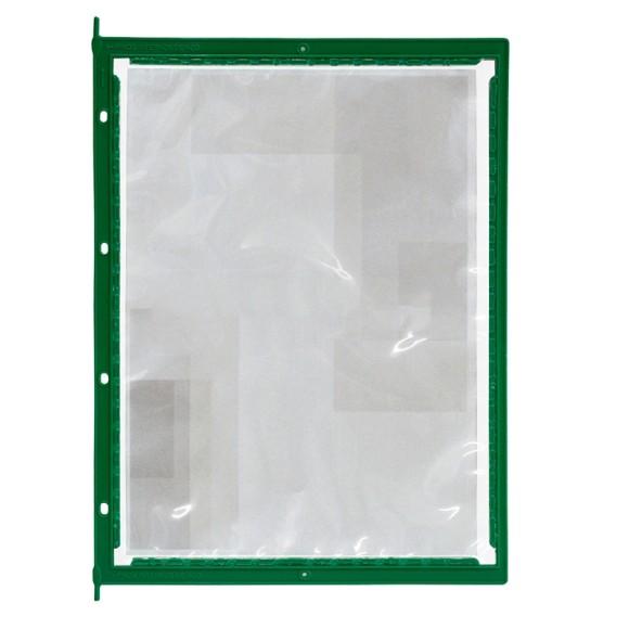 Pasta ISOFLEX A4 Standard - Verde