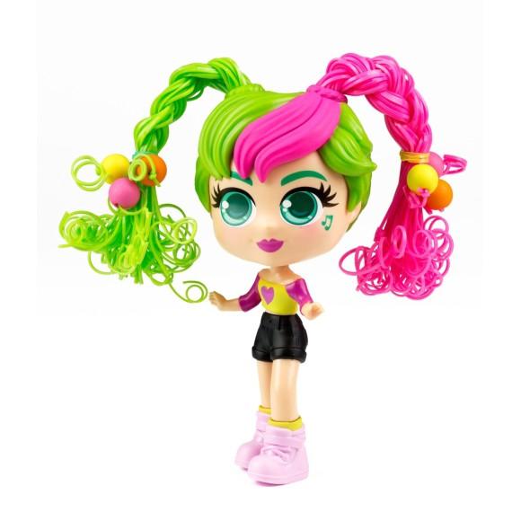 Boneca Curli Girls - Kelli - Brinquedos Rosita