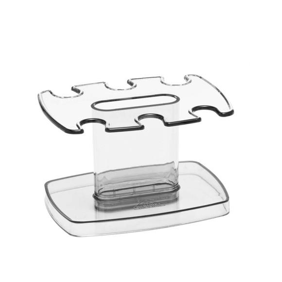 Porta Carimbos Modular Cristal - Acrimet