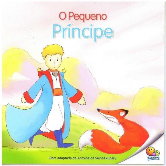 Livro O Pequeno Príncipe - Todolivro